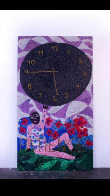 , 'Patience,' 2015, Dio Horia