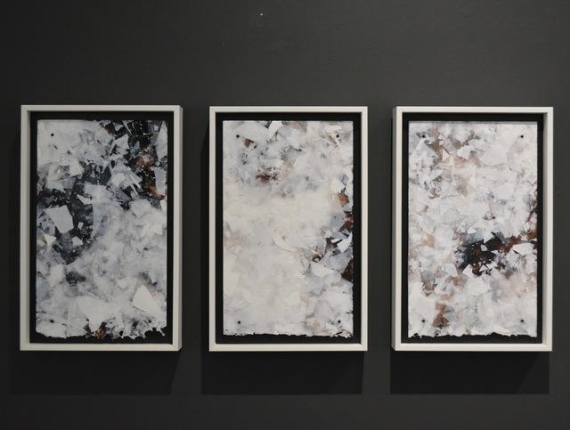Jason Forck, 'Triptych ', 2017, Momentum Gallery