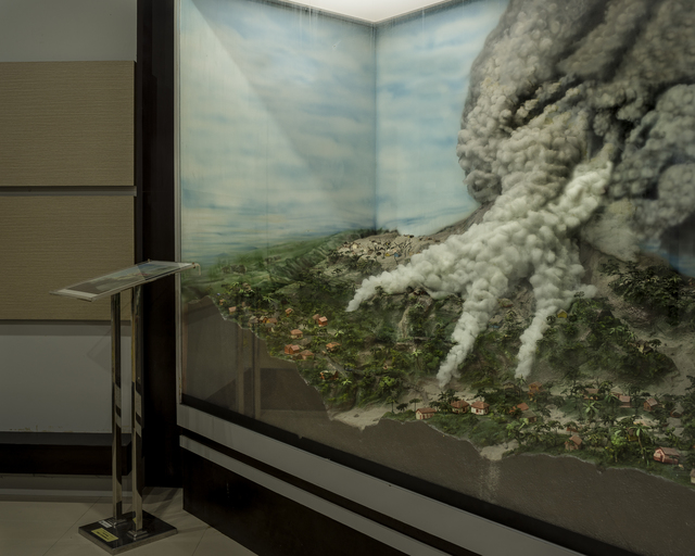 , 'Diorama at Merapi museum, Yogyakarta,' 2016-2017, Francesca Maffeo Gallery
