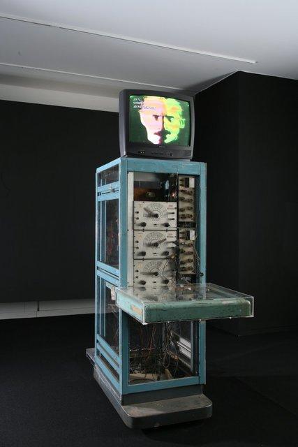 , 'Paik-Abe Video Synthesizer,' 1969-1972, Nam June Paik Art Center