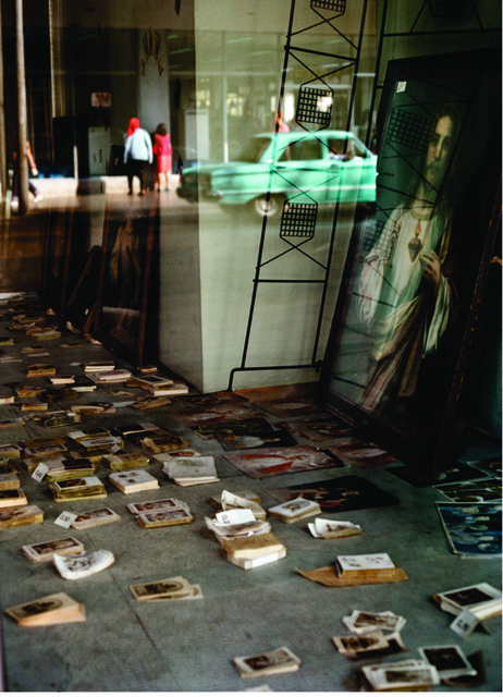 , 'Store selling religious artifacts, from the Cuba series,' 1981, Galleria Raffaella Cortese