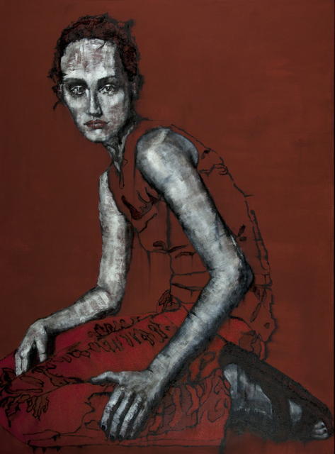 , 'Lucretia,' 2012, BoxHeart