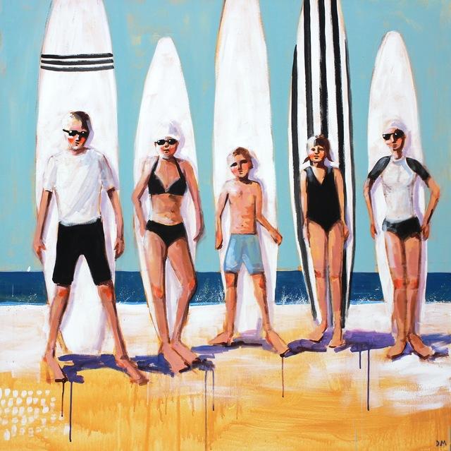 , 'Surf's Up,' 2010-2017, Eisenhauer Gallery