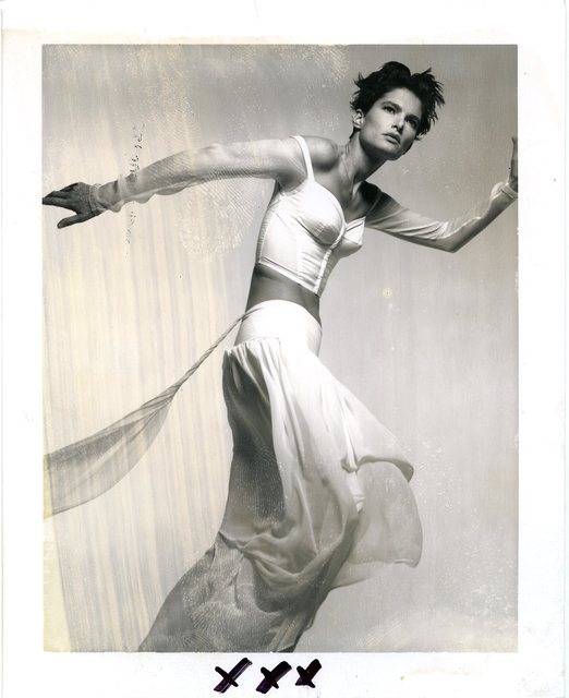 Gian Paolo Barbieri, 'Lynn Coester, Milano', 1991, Photography, Polaroid Type 55 Positive,  29 ARTS IN PROGRESS gallery