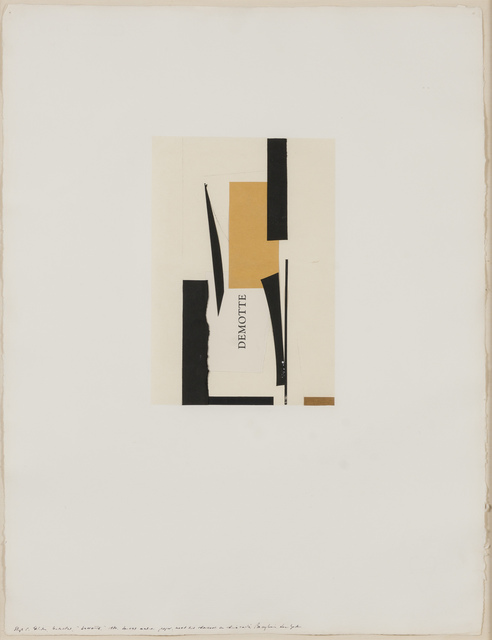 Stephen Edlich, 'Untitled (Demotte)', 1980, Doyle