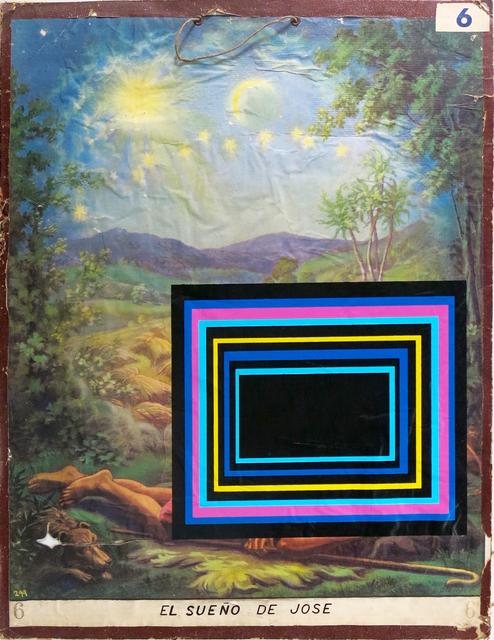 , 'El sueño de Jose, de la serie Transfiguraciones,' 2016, Galería Lucia de la Puente