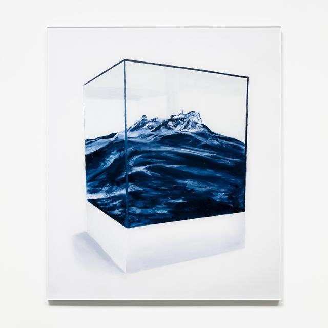 , 'Nasce do Vazio,' 2019, Carbono Galeria