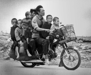 Vietnamese Family Refugees, Vietnam