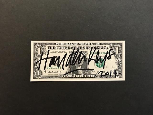 Hayden Kays, 'I Need A Dollar', 2017, Vintage Deluxe