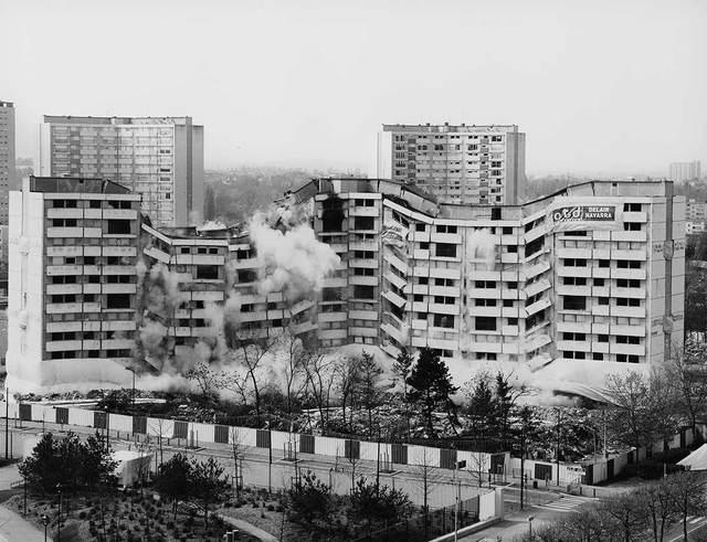 , 'Implosions, Meaux, 17 Avril. ,' 2005, Galeria Senda