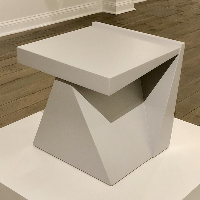 , 'Trap Side Table #2,' 2018, Long Gallery Harlem
