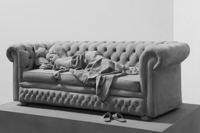 , 'Sleeping Girl (small version),' 2018, Galerie Ron Mandos