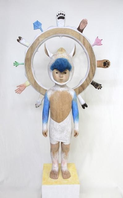 , 'Spectrum,' 2015, Aki Gallery