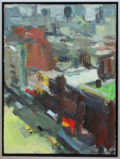Jennifer Pochinski, 'New Museum Rooftop', 2013, Dolby Chadwick Gallery