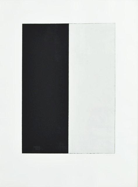 , 'Untitled from Five Plates,' 1973, William Shearburn Gallery