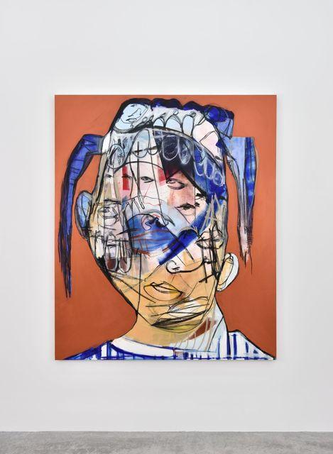Genesis Tramaine, 'Saint. Mother. Mary', 2019, Almine Rech