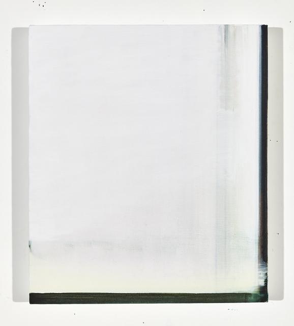 , 'Untitled (Small White 2),' 2017, Cecilia de Torres Ltd.