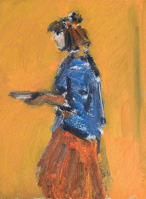 , 'Waitress: Alice Springs,' 2017, Gateway Gallery