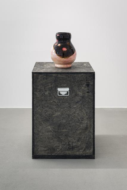 , 'Adnan 4,' 2018, Galerie Mehdi Chouakri