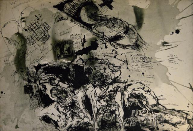 , 'Untitled,' 1963-1964, Del Infinito