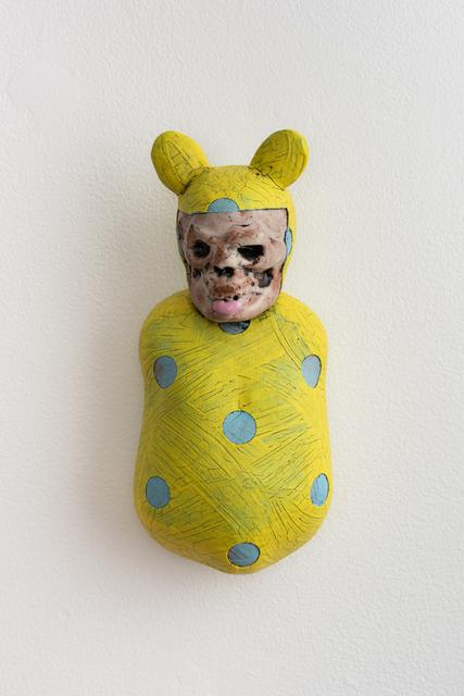 , 'Untitled Yellow,' 2018, Eutectic Gallery