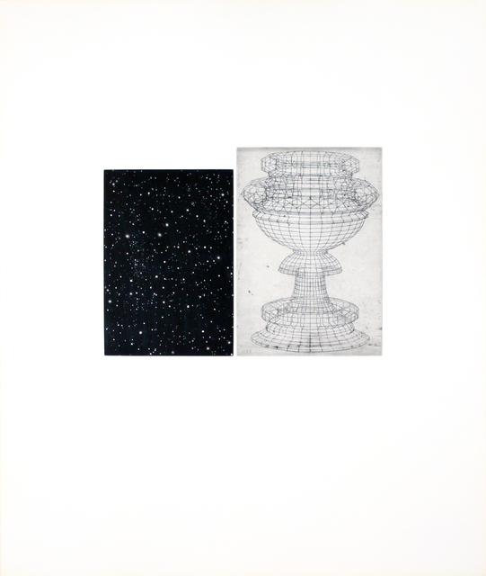 , 'Constellation - Uccello,' 1983, Berggruen Gallery