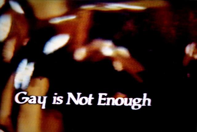 John Waters, 'Gay is Not Enough', 2006, Albert Merola Gallery