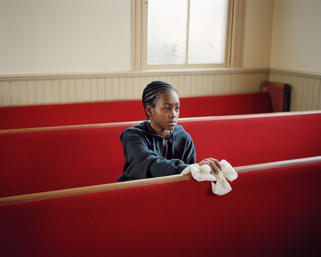 , 'Young Boy Cleaning Church, VA,' 2011, Jackson Fine Art