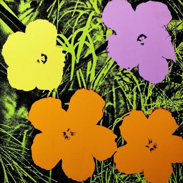 Andy Warhol, 'Flowers (FS II.67)', 1970, Print, Screenprint on Paper, Revolver Gallery