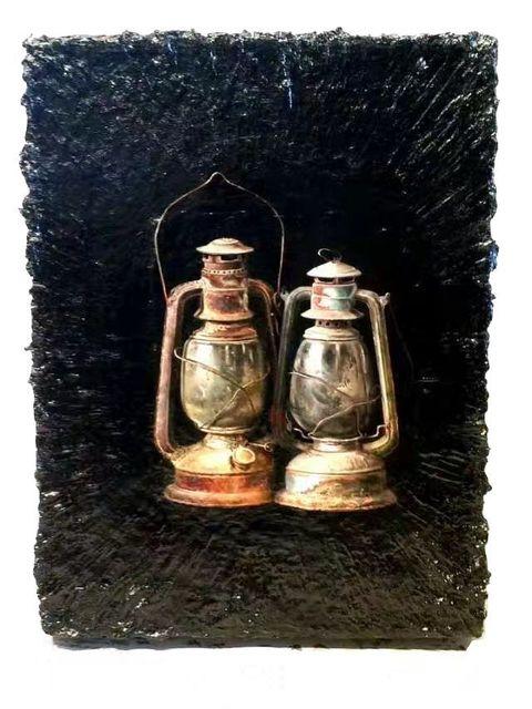 Wang Tianhao, 'Oil Lamp ', 2017-2018, Yang Gallery