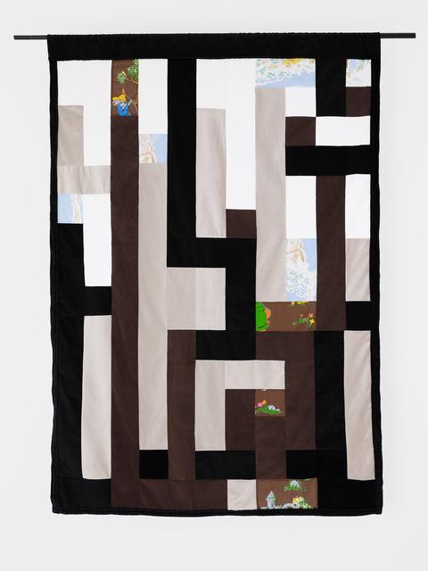 , 'Den døde skogen (efter Roy Friberg),' 2017, Loyal