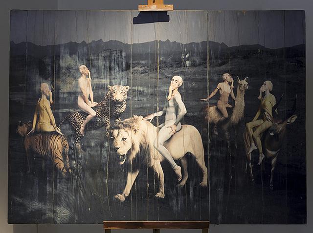 , 'Andróginos del jardín,' 2016, Barro Arte Contemporáneo