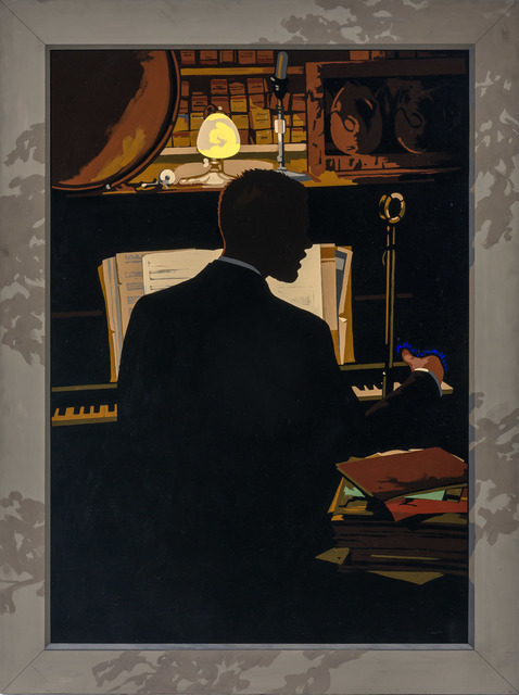 Matthew Benedict, 'His Lordship at the Piano', 2004, Doyle