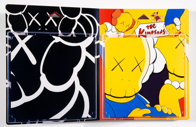 KAWS, 'C 10 The Kimpsons', 2002, Heritage Auctions