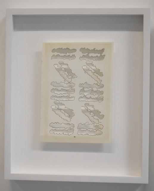 , 'Untitled (MS1713),' 2017, Anglim Gilbert Gallery