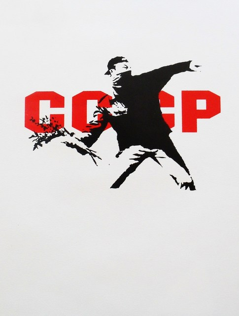 , 'CCCP Love is in the air,' 2003, Tanya Baxter Contemporary