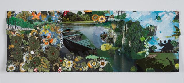 , 'A Rowboat A Canoe,' 2012-2014, Geary Contemporary