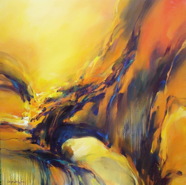 Ou Yang Jiao Jia, 'Yellow Land', 2013, BAM Gallery