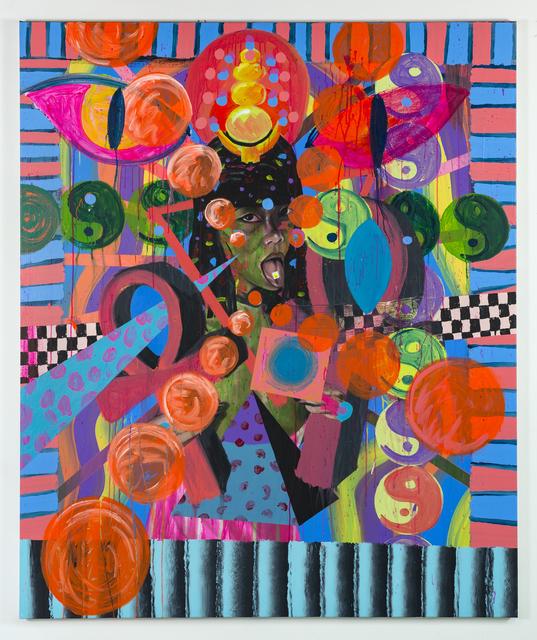 , 'Psychotropic vs sinthetic sin in the tropics,' 2017, Roslyn Oxley9 Gallery