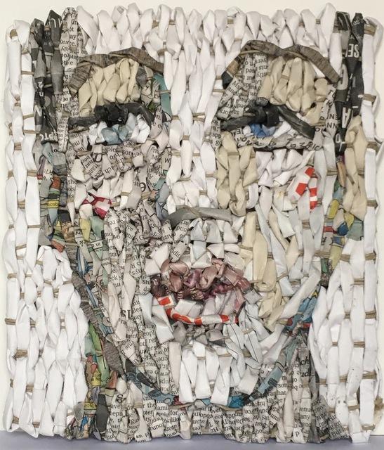 , 'Female Head/Ritratto #12,' 2018, Tansey Contemporary