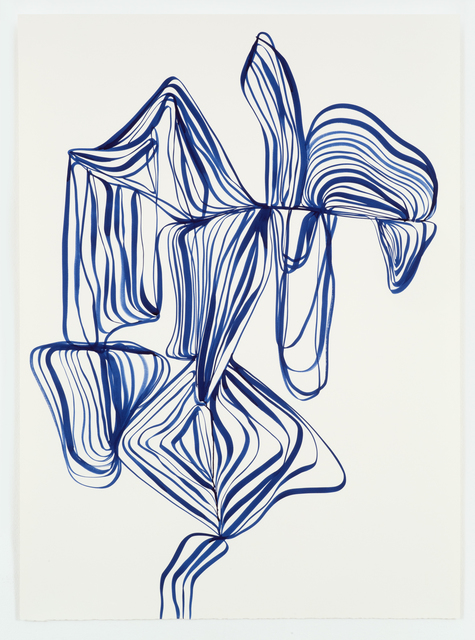 , 'Line Painting (02891),' 2015, Tanya Ling Studio