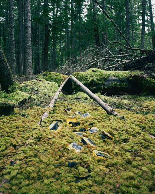 David Ellingsen, 'Obsolete Delete, Sony Walkman Cassette', 2012, The Print Atelier