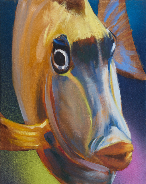, 'Tropical Fish 1,' 2015, Rosamund Felsen Gallery