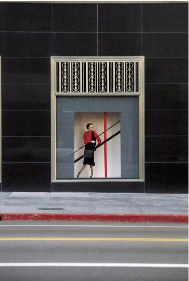 Franco Fontana, 'Wilshire Boulevard, LA', 1979, Photography, Pigment print, Atlas Gallery