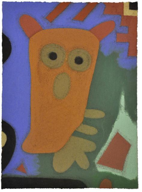 , 'Untitled (Owl),' 2013, Fleisher/Ollman