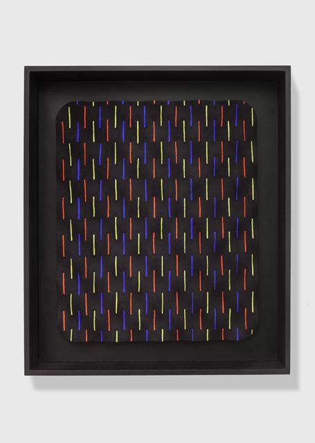 , 'Drunk pixel (anamorfosi),' 2018, Francesca Minini