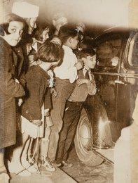 "Hatchet Murderess Whose Kids Were ""In the Way"" (seven photographs)"