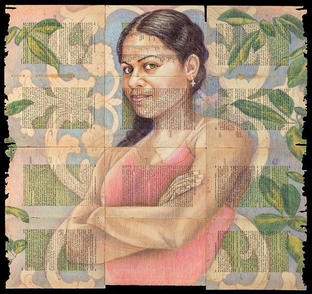 , 'Santa Lucia,' 2017, Gallery 38