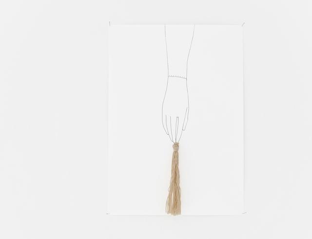, 'A Drop of Yarn,' 2018, Galerie Bart