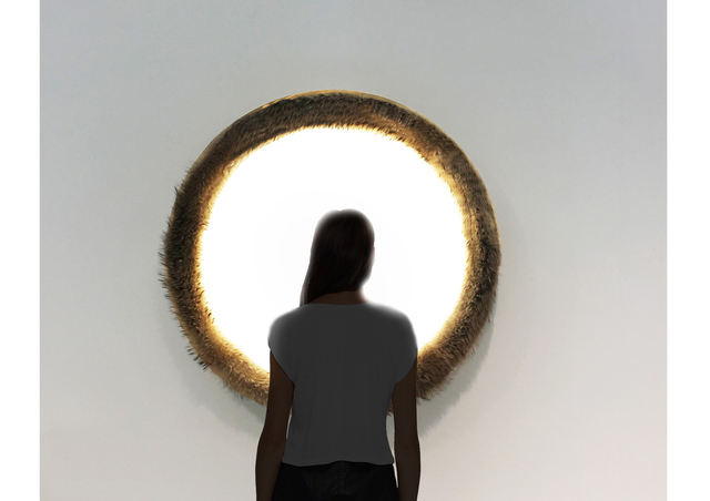 , 'Fur,' 2018, Galerie Studiolo